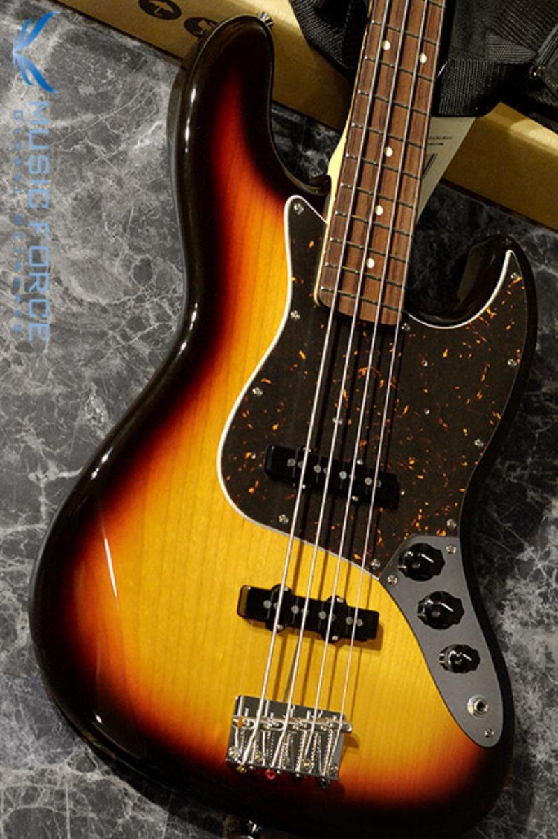 Fender Japan Hybrid 60s Jazz Bass-3TSB w/Rosewood FB (2017년산/신품) 펜더 재팬  하이브리드 60s 재즈 베이스