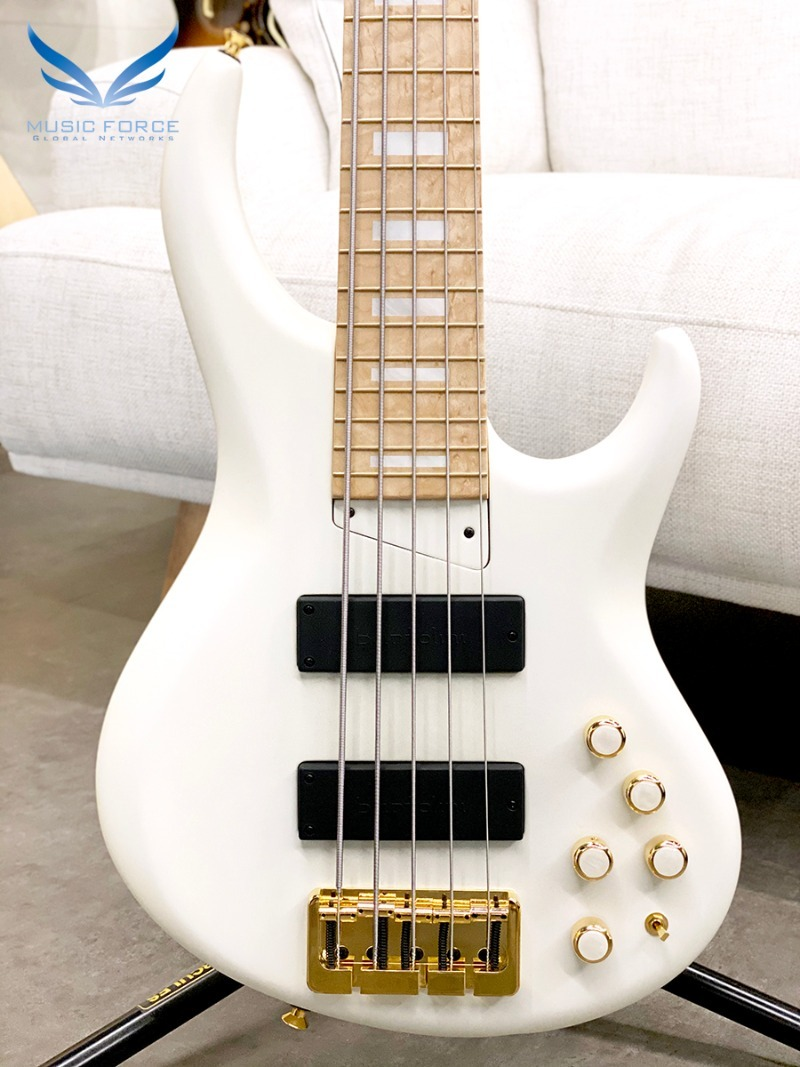 MTD US Custom Bass Andrew Gouche Signature 5-Golden Pearl(2018년산/신품)