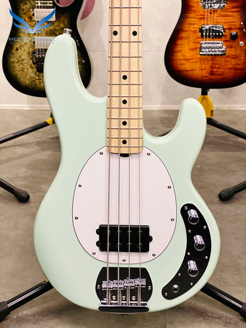 Sterling by Musicman SUB Ray4-Mint Green w/Maple FB (2020년산/신품)
