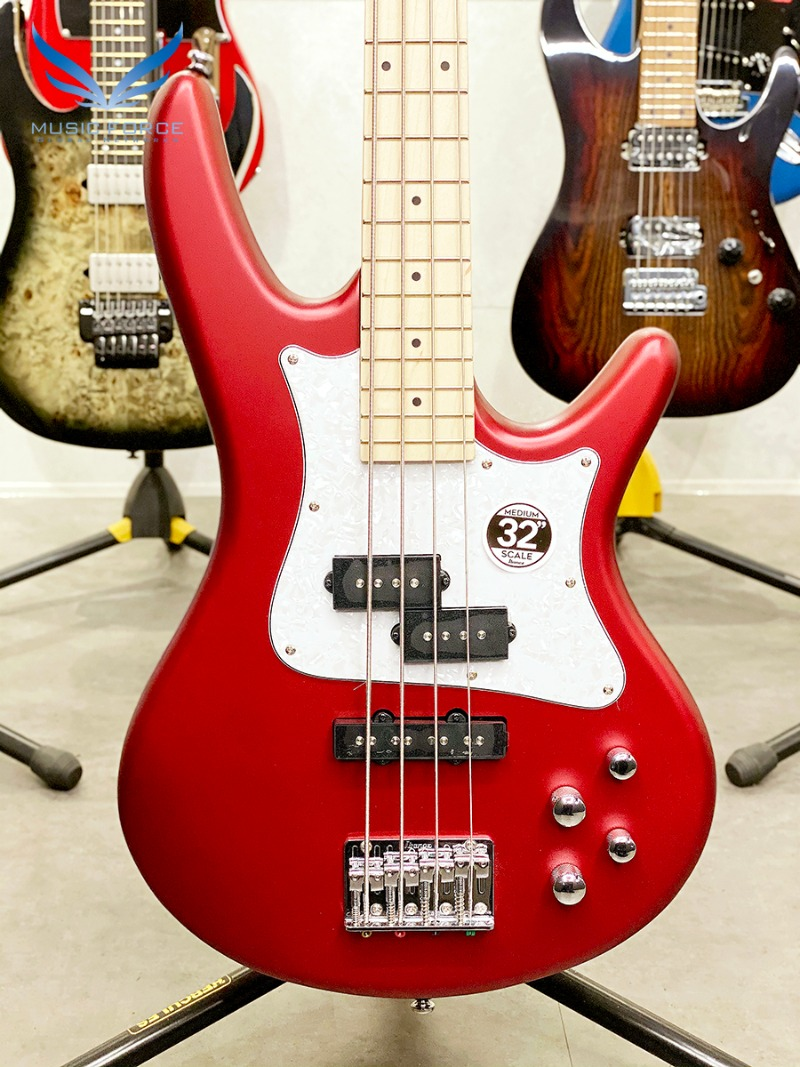 Ibanez SR Series SRMD200-Candy Apple Matte (Made in Indonesia/신품)