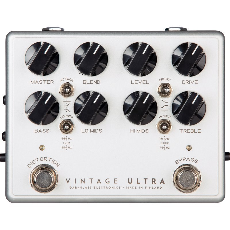 Darkglass Vintage Ultra V2 (Aux-In)